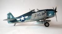 F6F-3 Hellcat,Eduard 1/48.