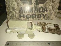 International MaxxPro Armada Hobby 1/72