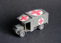Austin K2 Ambulance  1/76 Airfix