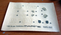 Terran Marine по мотивам StarCraft Academy 1/30