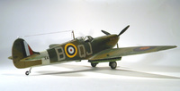 Spitfire Mk.1 1/48 Tamiya