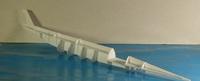 Х-серия: Douglas X-3 Stiletto, 1:72, самоделка (готово)