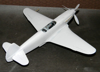 Як-3 1/48 Звезда