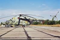 Ми-8МТЮ, 1:72, конверсия (готово)
