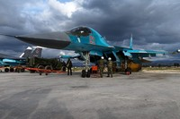 Су-34 (М 1:48 HOBBY BOSS)