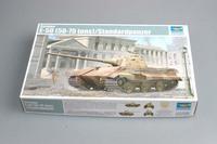 """Entwicklungsfahrzeug 50 """"Panther II"""" 1/35 Trumpeter"""