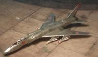 ОКБ Туполева А.Н. Ту-128УТ, 1:175 - конверсия (готово)