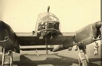 "FW-189 A-1 ""UHU"" от фирмы ""Italery"" в масштабе 1:72"
