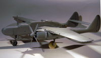 "P-61B ""Black Widow"" Great Wall Hobby 1/48"