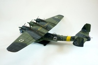 1/72 Dornier Do 24T, Italeri+Aims+Squadron+Quickbust