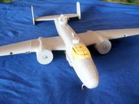 Mitchell B-25D,Italery 1/48.
