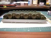 Entwicklungsfahrzeug 100 1/35 Trumpeter