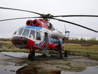 """Ми-8П """"Карелия"""" RA-24631, 1:72, конверсия (готово)"""