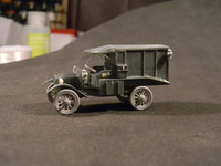 Ford T M1917 Ambulance RPM 1/72