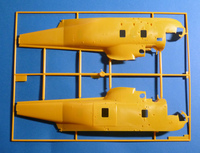 SeaKing HAR. Mk3. RAF Rescue 1/48 HAsegawa