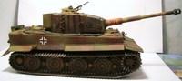 Tiger Zvezda 1/35