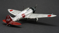 Mitsubishi A5M2b Early Version ClearProp 1/72