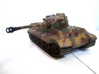 Королевский Тигр - Panzerkampfwagen VI Ausf. B «Tiger II»