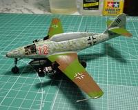 Messerschmitt Me 262B-1a /Revell + CMK + Extratech/ 1:72