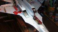 Су-33 1:48 Академия +хэнд мэйд