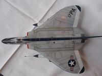 Douglas F4D-1 Skyray. Tamiya 1/48.