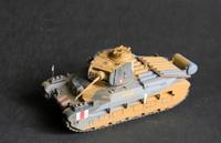 Matilda MK II 1/76 Airfix