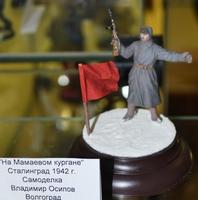 Фотоотчет выставки  ЗАБЫТЫЕ СРАЖЕНИЯ г.Рязань 2013