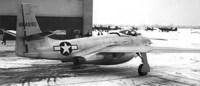 XF-серия: Bell XF-83, 1:72, самоделка