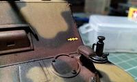 Panzerbeobachtungswagen 38H(f) 1/35 Trumpeter