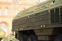 "Walkaround ПУ 9П71 ОТРК ""Ока"" 9K714 Музей Артиллерии, СПб"
