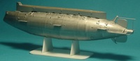 """ПЛ """"Дельфин"""" 1903 г., 1:100, самоделка (готово)"""