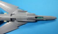 Постройка МиГ-23БН от R.V.Aircraft  1:72