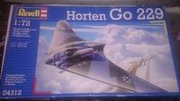 Horten Go.229  Revell 1/72