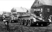 BT-7 '35 (Suomen Armeija) 1/35 Tamiya ×