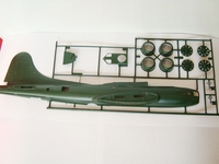 "B-17F ""Memphis Belle"" 1/48"