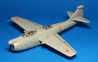 МиГ-9Л, 1:72, конверсия (готово)