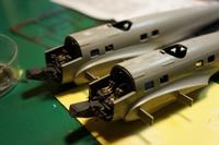 1/72 Heinkel He-111 Zwilling, Hasegawa + Eduard