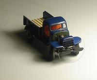Dodge Power Wagon 1948 года, 1:72, самоделка (готово)