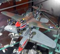 P-40E 1/48 Monogram
