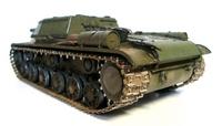СУ-152 от ВЭ, параллельный запил с Бородой.