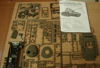 Т-54Б, 1:35, Trumpeter, конверсия