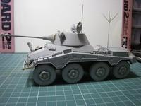 """Schwerer Panzerspähwagen Sd.Kfz.234/2 """"Puma"""" 1/35 Dragon"""