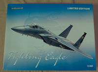 Eduard F-15C Fighting Eagle 1/48