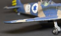 Spitfire Mk.IX от Hasegawa 1/48 IAF