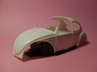 V. 1300 Beetle 1966 Hot Rod / Tamiya 1/24 scale