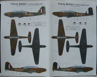 FAIREY BATTLE (Classic Airframes)