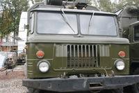 Walkaround ГАЗ-66 Музей в Архангельском