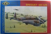 BREGUET 693A/B Fonderie Miniature