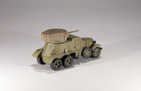 Бронеавтомобиль БА-6 UM 1/72