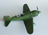 И-185 М-71 1/48 ARK Models